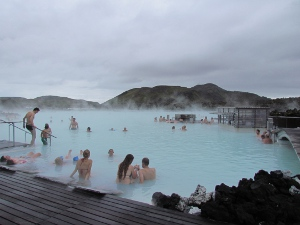 iceland the blue lagoon - הלגונה הכחולה איסלנד